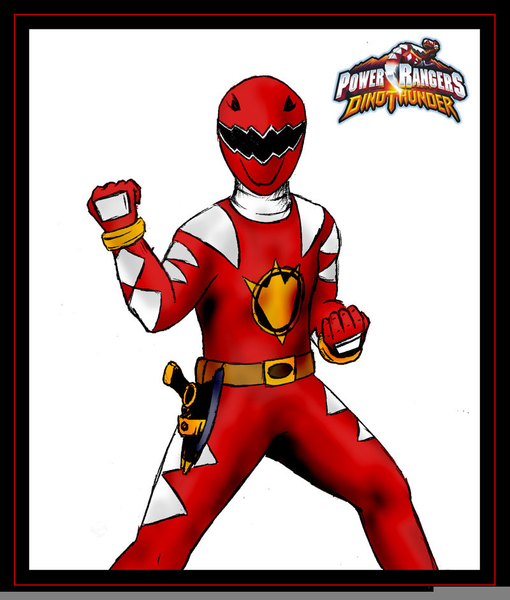 Red power ranger clipart 3 » Clipart Station clipart free