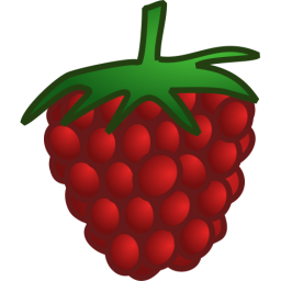 Red raspberry clipart image transparent Red Raspberry Icon, PNG ClipArt Image   IconBug.com image transparent