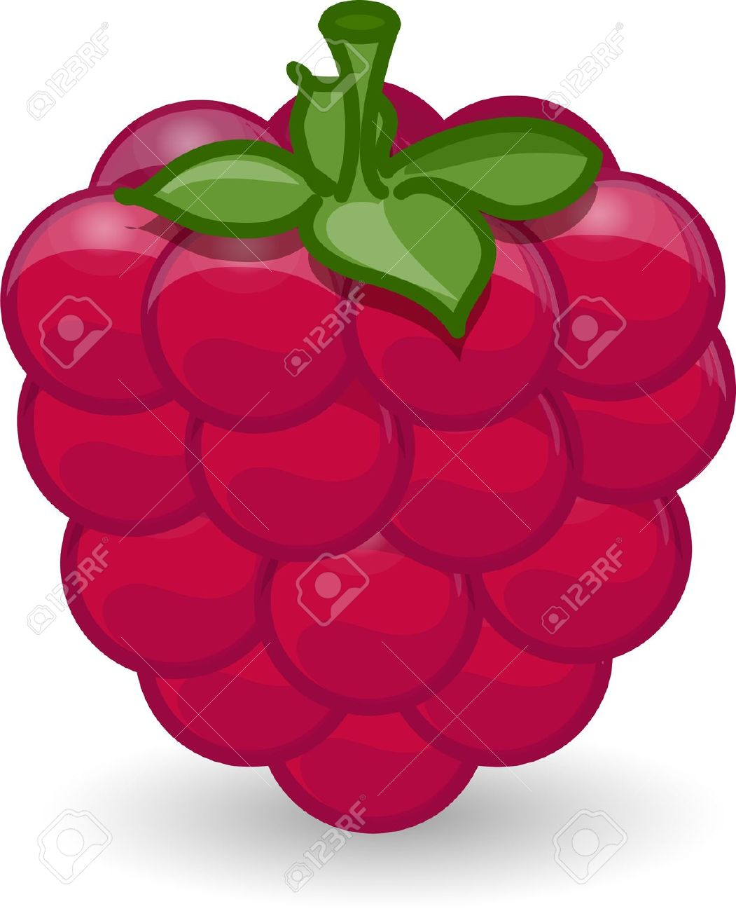 Raspberry Clipart | Free download best Raspberry Clipart on ... vector black and white