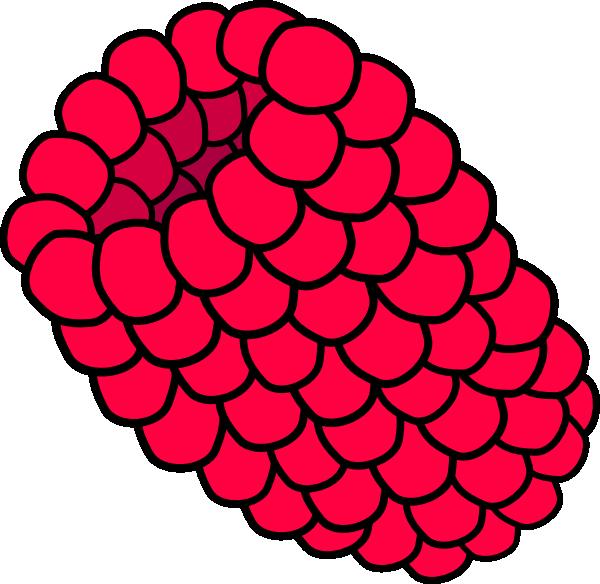 Red Raspberry Clip Art at Clker.com - vector clip art online ... svg library download