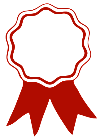 Red ribbon award clipart svg free library Red ribbon award clipart - ClipartFest svg free library