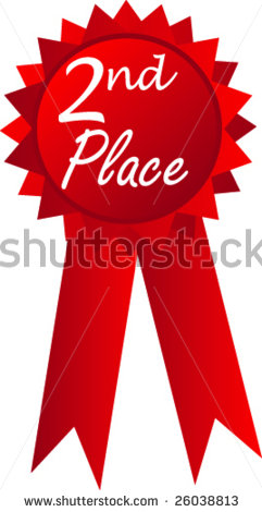 Red ribbon award clipart clipart free download Second Prize Clipart - Clipart Kid clipart free download
