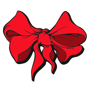 Red ribbons clipart png free stock Red Ribbon clipart, cliparts of Red Ribbon free download ... png free stock