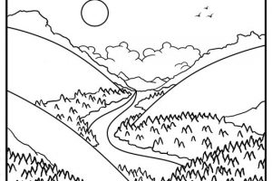 Red river valley clipart black and white clip art freeuse download Valley clipart black and white 7 » Clipart Station clip art freeuse download