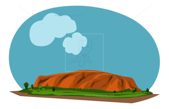 Red rock clipart jpg royalty free Download Tag: red rock | Free vectors, illustrations ... jpg royalty free
