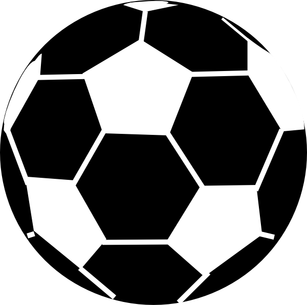 Soccer ball clipart free image free Soccer ball clipart vector - ClipartFest image free