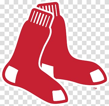 Red socks clipart picture black and white stock Boston Red Socks logo, Boston Red Sox Socks transparent ... picture black and white stock