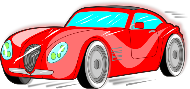 Red sports car car clipart png royalty free stock Red sports car car clipart - ClipartFest png royalty free stock