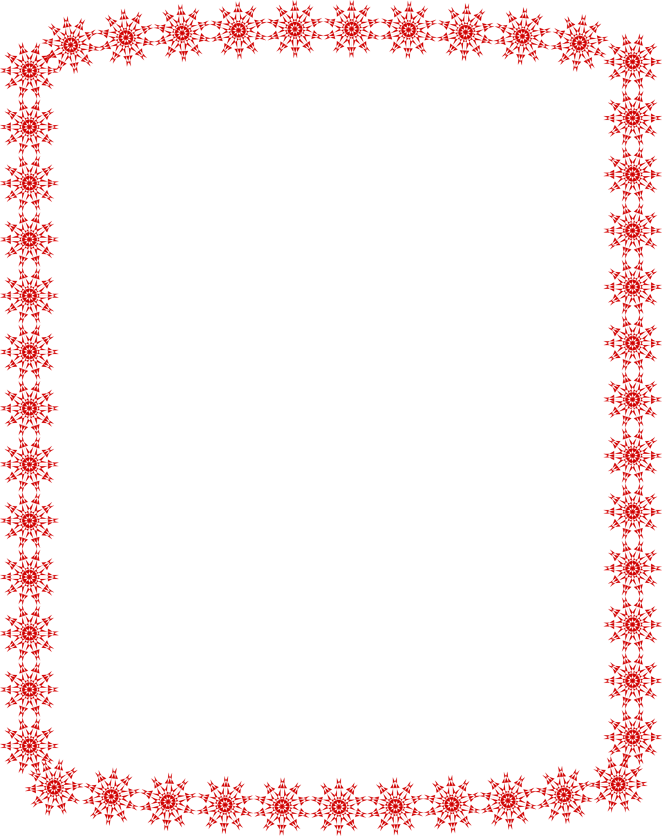 Red star frame clipart png library library Border Red | Free Stock Photo | Illustration of a blank red star ... png library library