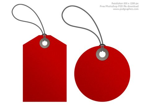 Free Red tags Clipart and Vector Graphics - Clipart.me svg library download