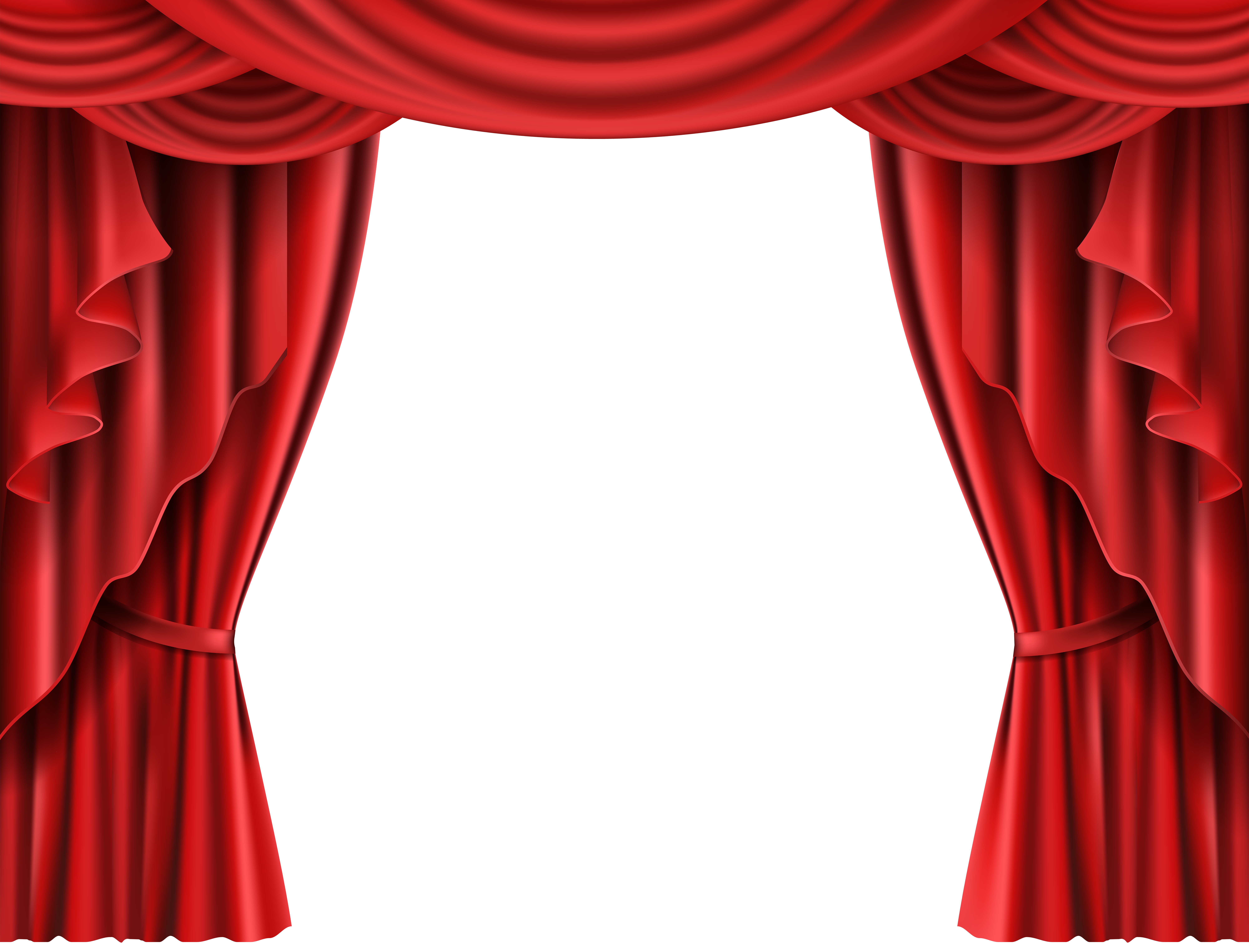 Red theater curtain clipart png freeuse stock Red Theater Curtain Transparent PNG Clip Art Image ... png freeuse stock