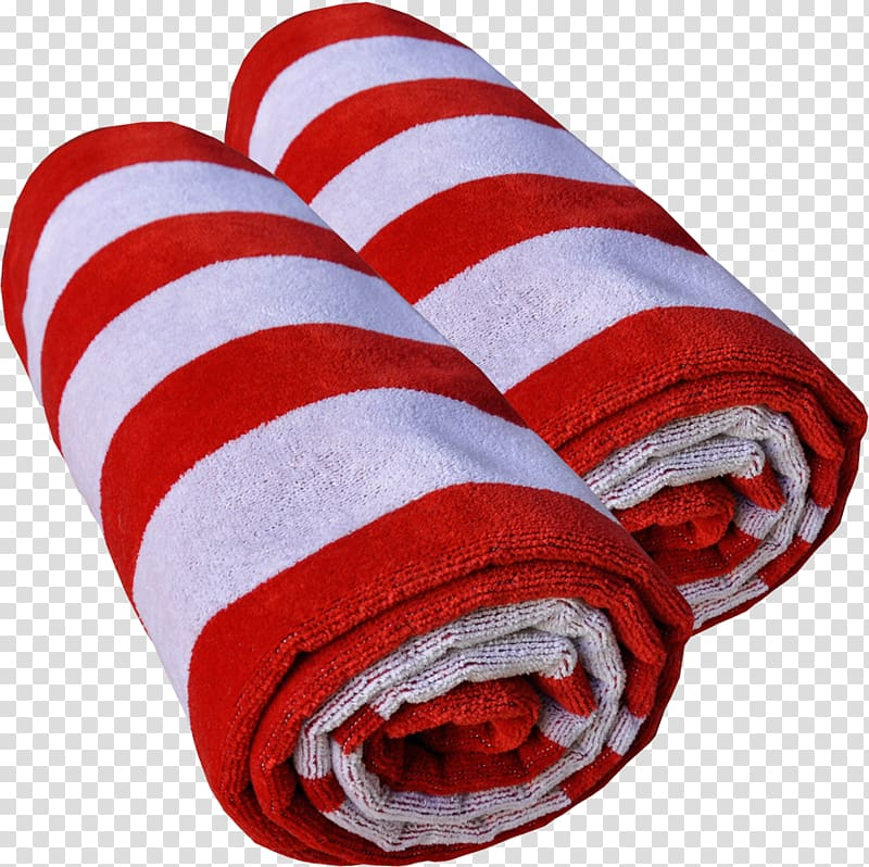 Red towel clipart image library library Marco Island Towel Textile Beach Microfiber, towel ... image library library
