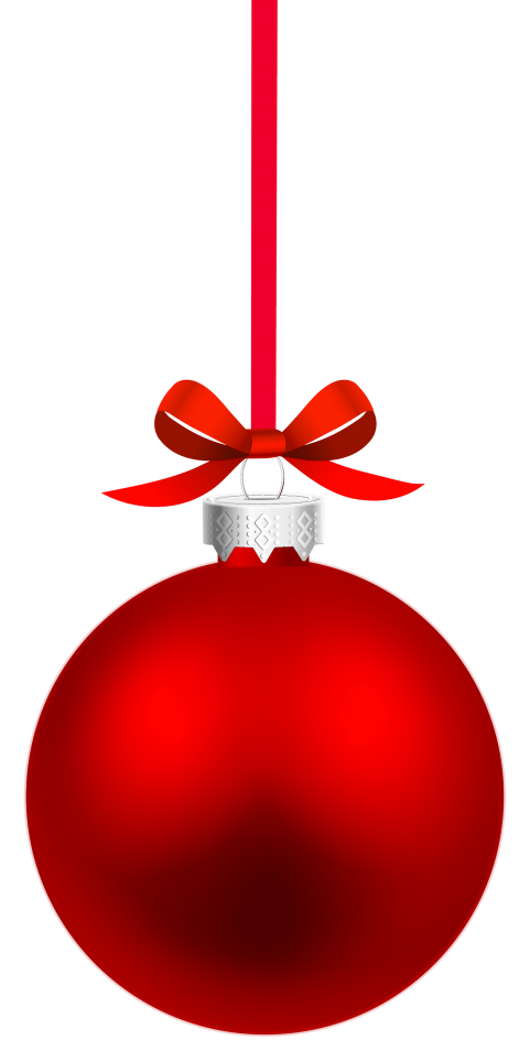 Red truck with christmas tree clipart svg free red hanging christmas ball png - Free PNG Images | TOPpng svg free