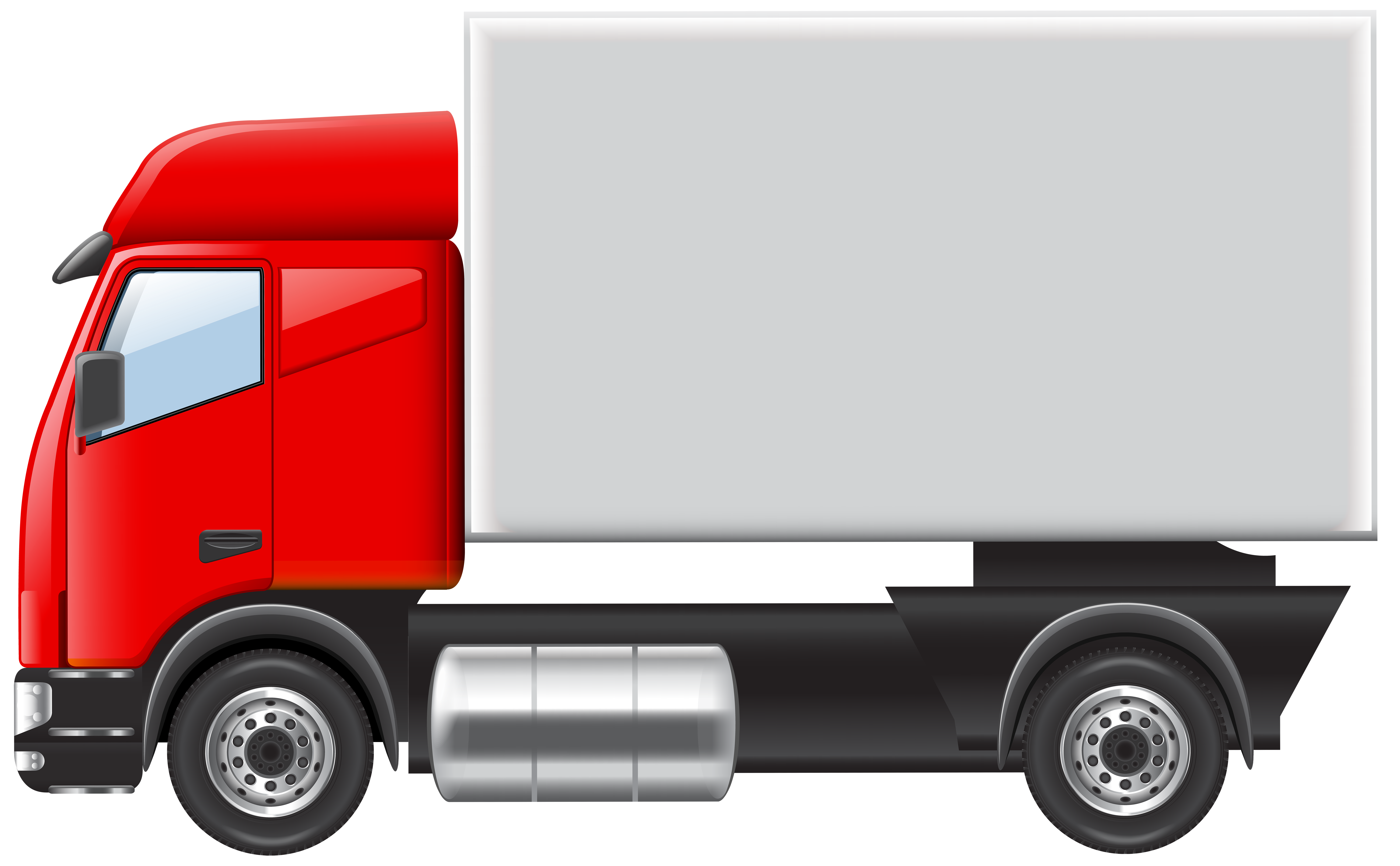 Red truck with tree clipart clip art library stock Truck PNG Clip Art - Best WEB Clipart clip art library stock