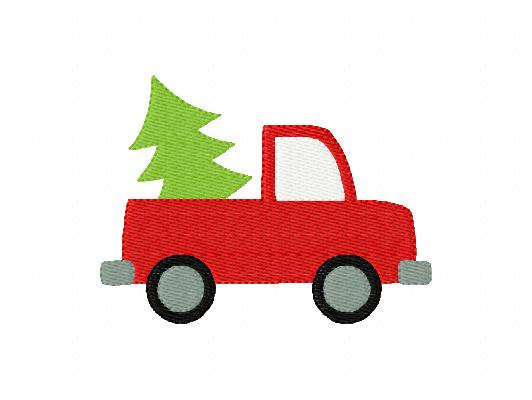 Red truck wuth a christmas tree clipart clipart library download Free Red Truck Cliparts, Download Free Clip Art, Free Clip ... clipart library download