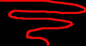 Red Underline Clip Art at Clker.com - vector clip art online ... clip black and white download