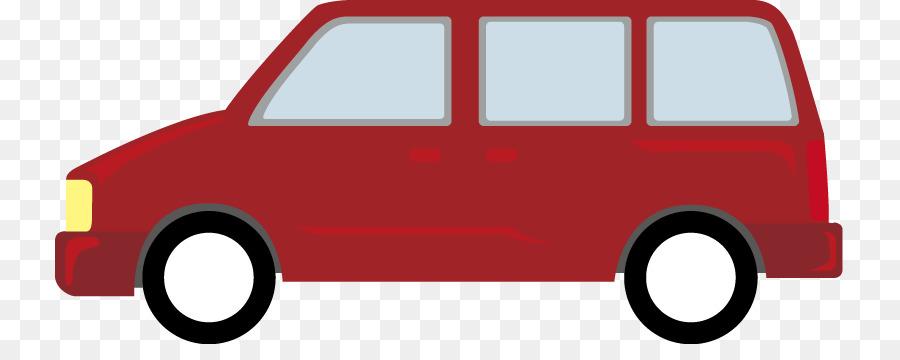 Red van clipart clip art transparent download Car Cartoon clipart - Minivan, Car, Van, transparent clip art clip art transparent download