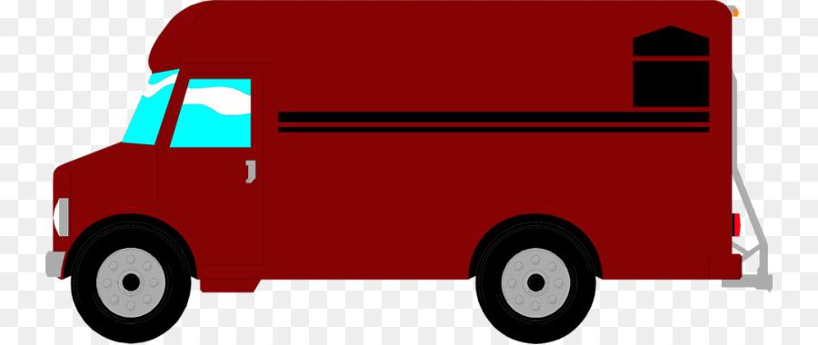 Red van clipart banner royalty free stock Car Cartoon clipart - Van, Truck, Red, transparent clip art banner royalty free stock