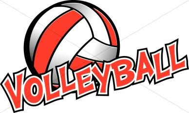 Red volleyball clipart svg free download Red Volleyball Clip Art | NFL | Volleyball clipart ... svg free download