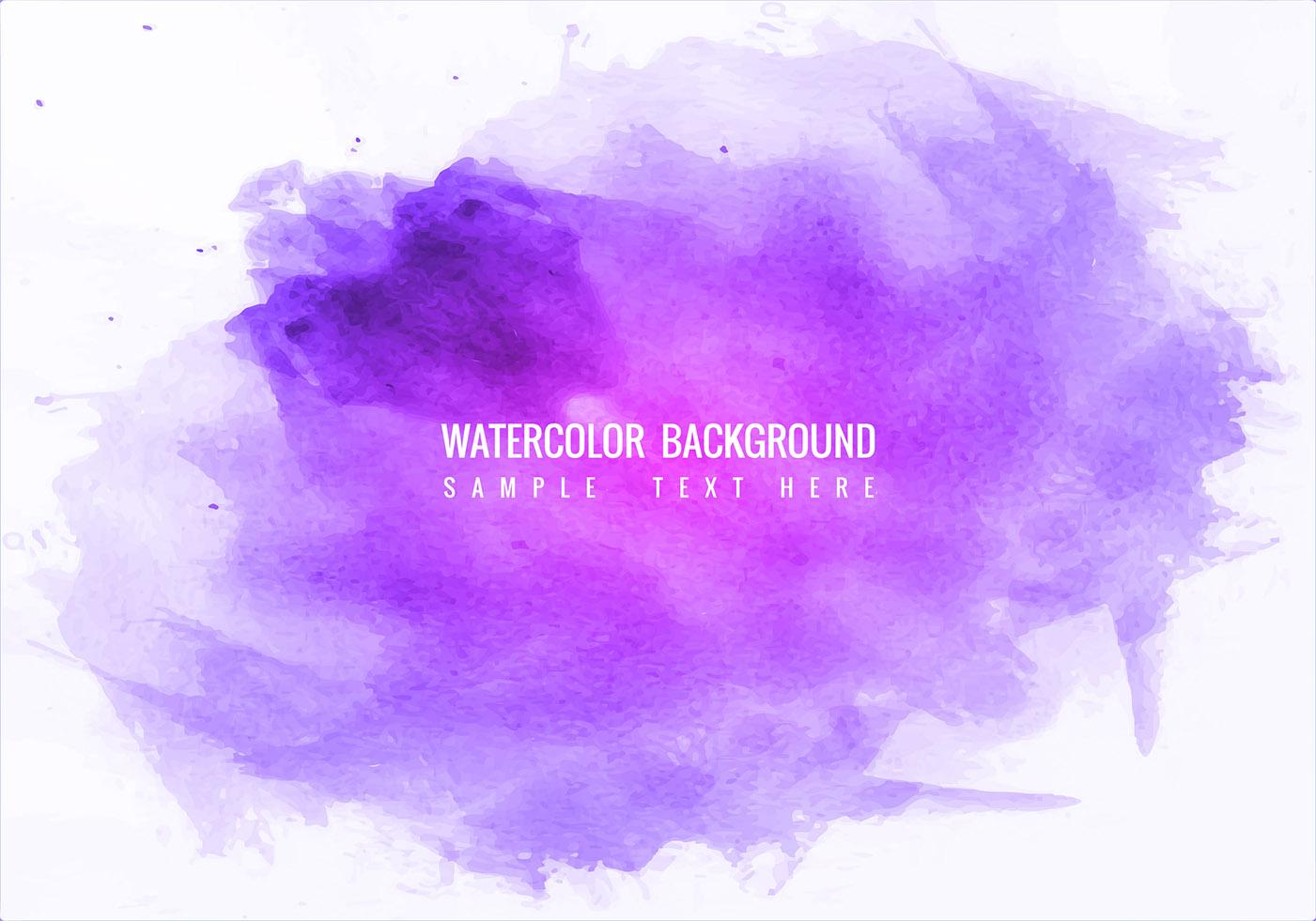Red watercolor splash long vector clipart free picture transparent Free Watercolor Vectors   Download AI, SVG, & EPS Files at ... picture transparent