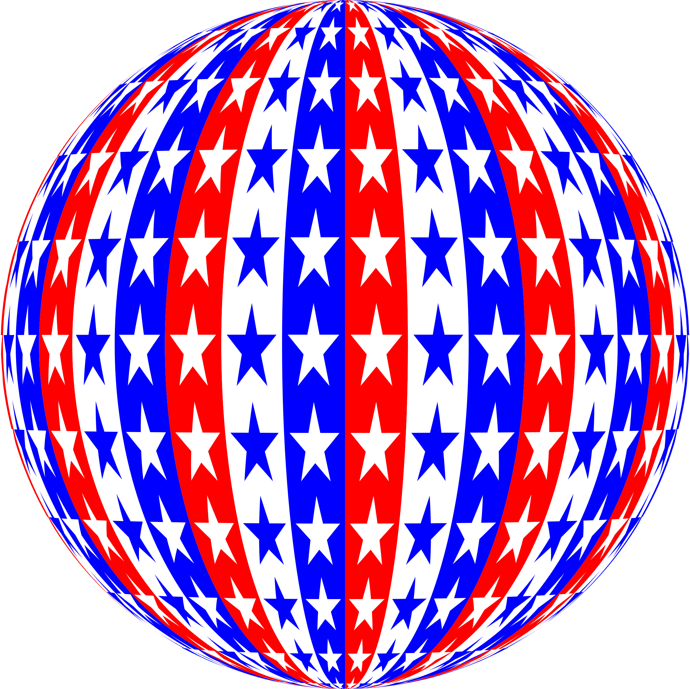 Red white and blue cross clipart png transparent download Red White Blue Sphere Icons PNG - Free PNG and Icons Downloads png transparent download