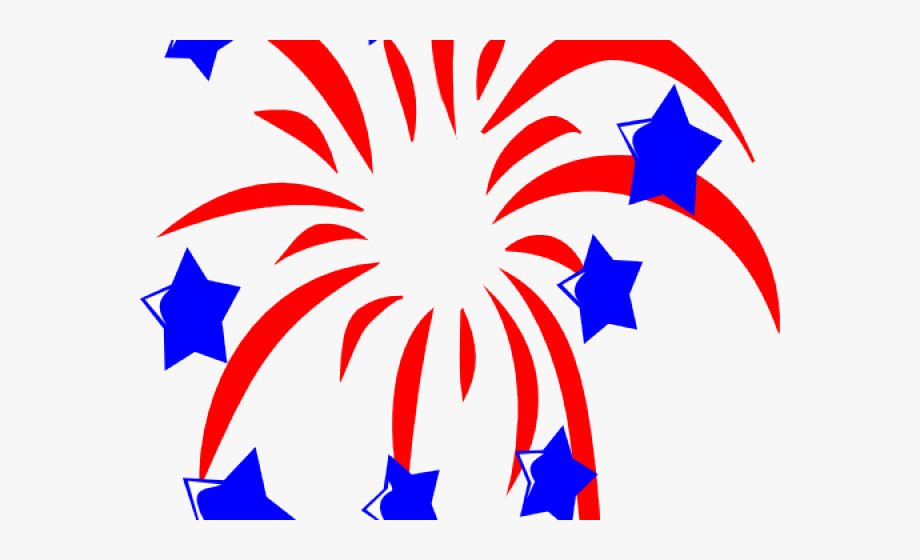 Red white and blue fireworks clipart banner royalty free Jpg Freeuse Red White And Blue Stars Clipart - Clipart New ... banner royalty free
