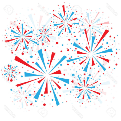 Red white and blue firework clipart jpg library stock Fireworks PNG - DLPNG.com jpg library stock