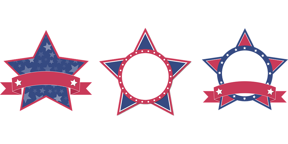 Red white and blue star border clipart banner download Red White And Blue Star PNG Transparent Red White And Blue Star.PNG ... banner download