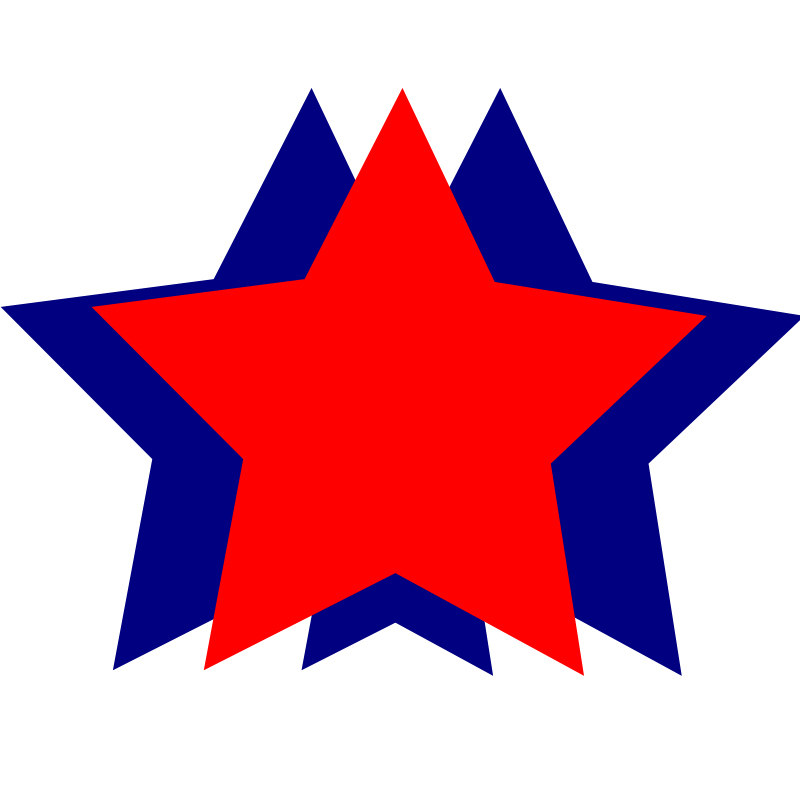 Red white and blue star border clipart jpg transparent library Red White And Blue Star PNG Transparent Red White And Blue Star.PNG ... jpg transparent library