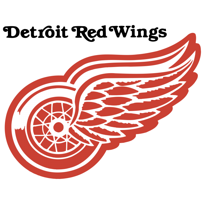 Red wings clipart picture download Red Wings Logo Png Vector, Clipart, PSD - peoplepng.com picture download