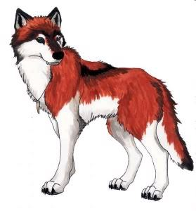Red wolf clipart » Clipart Portal picture transparent library