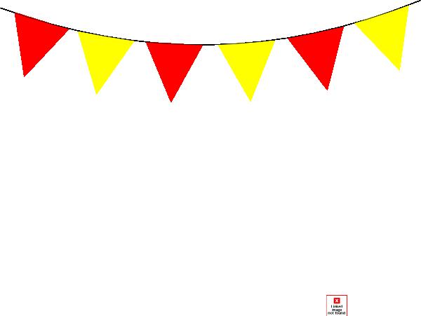 Red yellow clipart clipart royalty free download Redandyellowbanner Clip Art at Clker.com - vector clip art ... clipart royalty free download