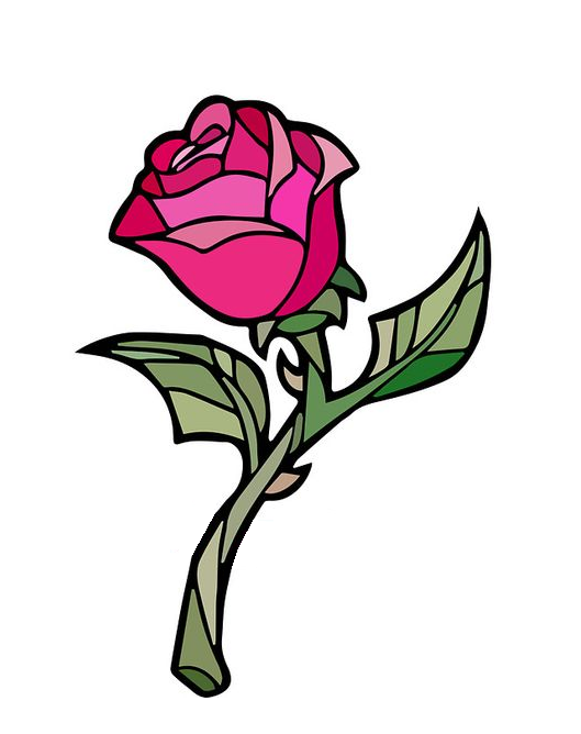 Redbubble enchanted rose cliparts image transparent download Pin by Caroline Garnett on Tattoos in 2019 | Beauty, the ... image transparent download