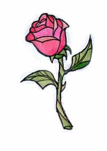 Redbubble enchanted rose cliparts clipart free library beauty and the beast rose tattoo - Google Search | Tattoo ... clipart free library