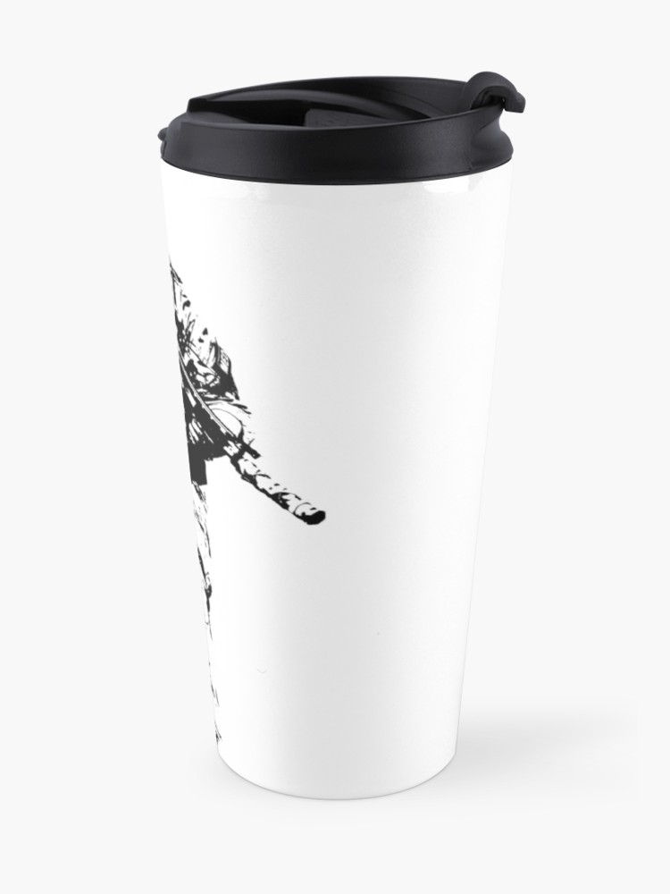 us soldier clipart | Travel Mug picture black and white