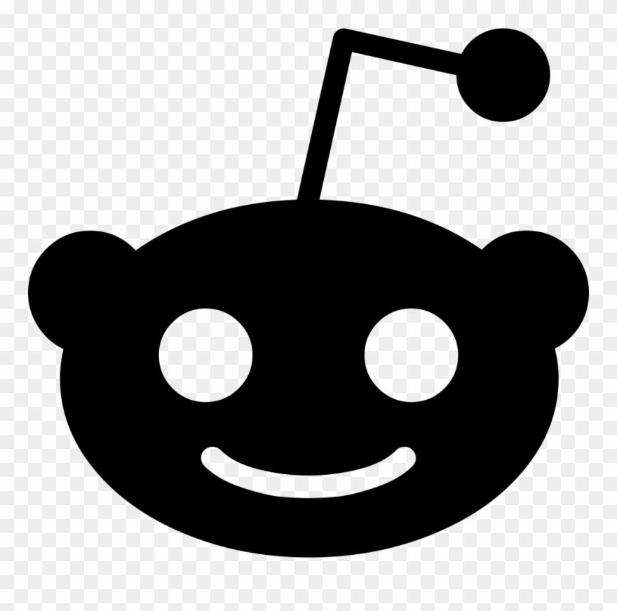Reddit icon clipart clipart transparent library Alien Svg Reddit - Reddit Icon Svg Clipart (#377401 ... clipart transparent library