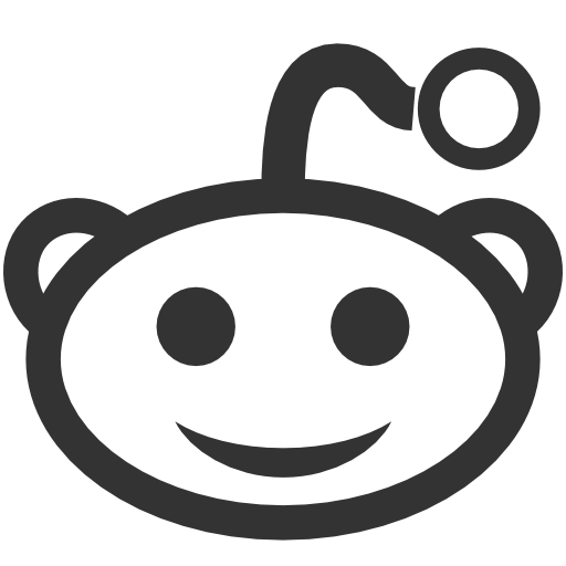Reddit icon clipart picture black and white library Free Transparent Reddit, Download Free Clip Art, Free Clip ... picture black and white library