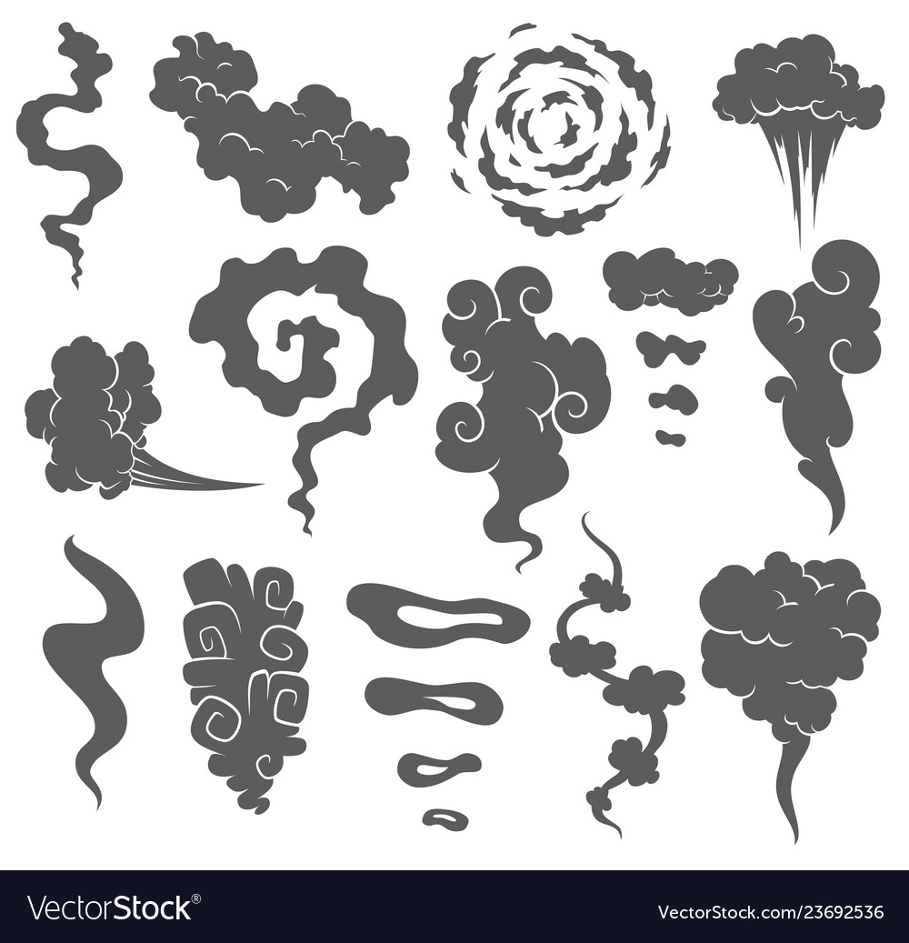 Redolent clipart svg royalty free library Bad smell smoke clouds steam smoke clouds of svg royalty free library
