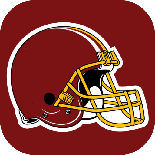 Redskins helmet clipart
