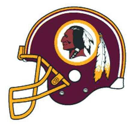 Redskins helmet clipart jpg black and white download Pfaltzgraff, Washington Redskins | Replacements, Ltd. jpg black and white download