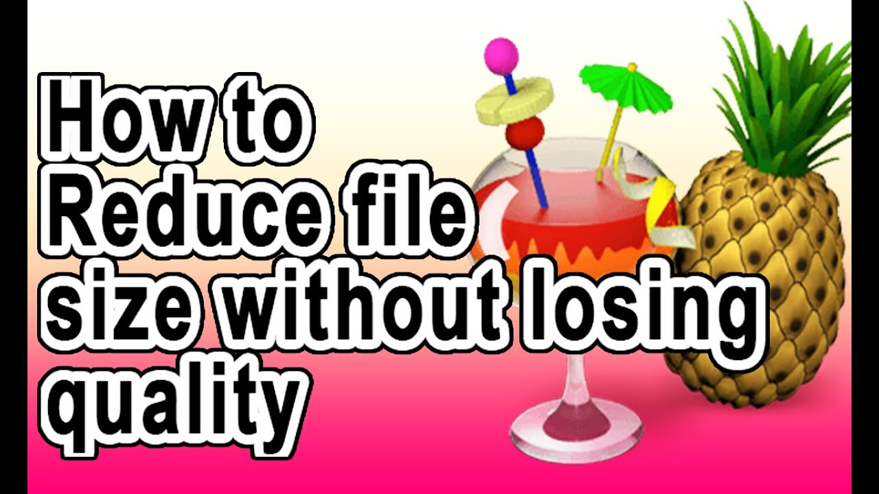 How to reduce a video file size without losing quality[1GB to 100MB] New!!!  2016✔ black and white stock