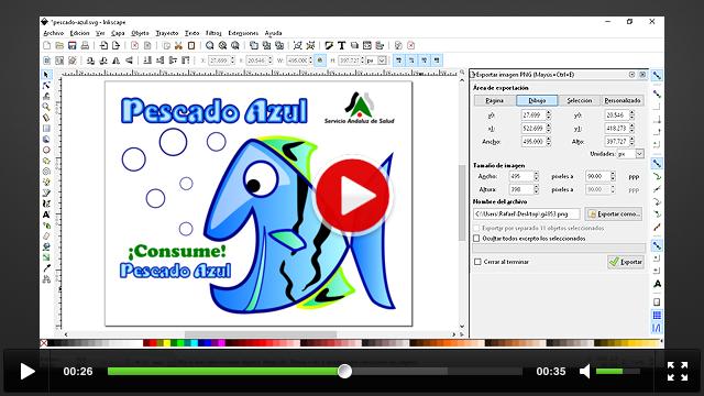 Reducir tama o de imagenes clipart vector library Vector Clipart: Crear imágenes para la Internet con Inkscape vector library