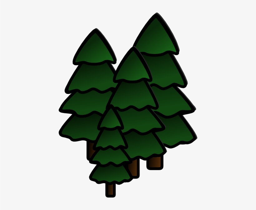 Redwood trees clipart image library download Redwood Forest Clipart - California Redwood Tree Clipart ... image library download