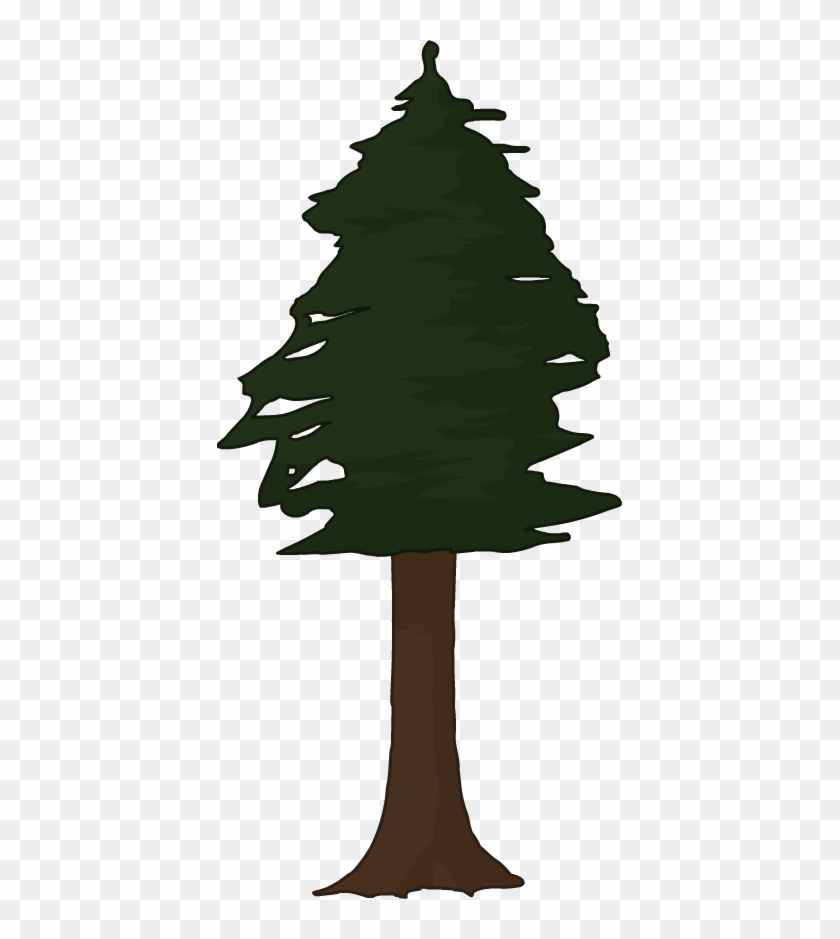 Redwood trees clipart clip art free library Clipart Redwood Tree - Redwood Tree Clipart, HD Png Download ... clip art free library