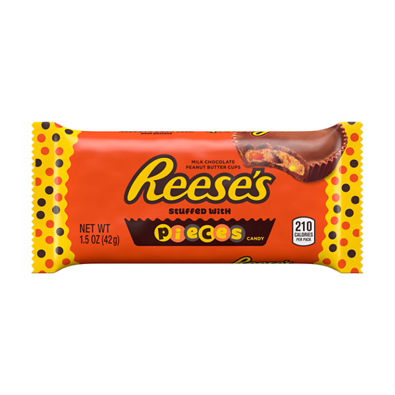 Reese-s pieces clipart graphic download REESE\'S | REESE\'S Pieces Peanut Butter Cups | Products graphic download
