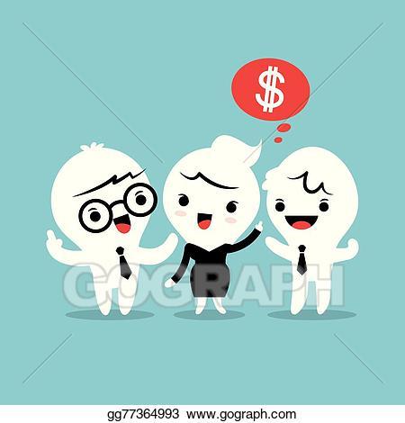 EPS Vector - Refer a friend referral concept illustration ... svg transparent stock