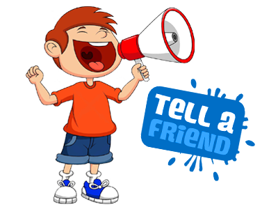 Refer a friend clipart clipart royalty free library refer a friend clipart 64073 - Referral Gentrify - Free Clipart clipart royalty free library