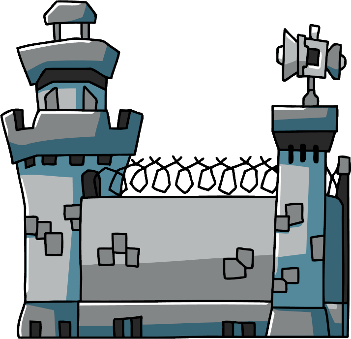 Reformatory clipart vector freeuse library Prison | Scribblenauts Wiki | FANDOM powered by Wikia vector freeuse library