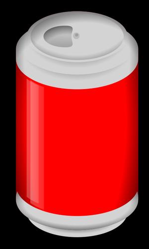 Refrigerante lata clipart clip art black and white Refrigerante pode vector | Vectores de Domínio Público clip art black and white
