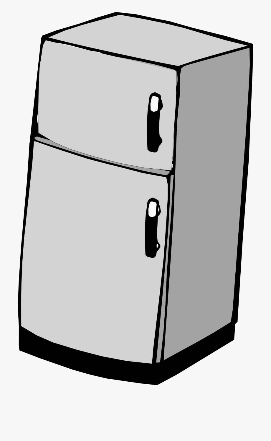 Refrigerator clipart images svg black and white library Refrigerator Clipart, Cliparts & Cartoons - Jing.fm svg black and white library